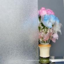 Vidro decorativo de arte confiável de 10mm para importador indiano