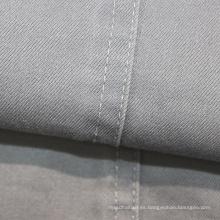 Venta caliente 100% tejido de sarga de algodón para ropa de trabajo
