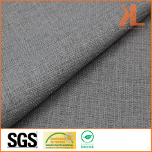 Полиэстер Домашний текстиль Inherently Fire / Flame Retardant Fireproof Linen Look Sofa Fabric