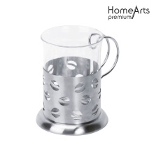 Glass Coffee And Tea Mug
