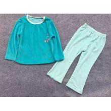 Crianças Vestuário Set Cheap bebê Girl Set Set Vestuário Atacado