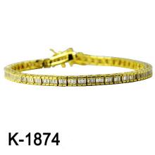 Novo estilo 925 prata pulseira jóias de moda (K-1874 JPG)
