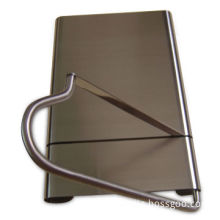 Quality Stainless Steel Cutting Board with Wire Cheese Slicer