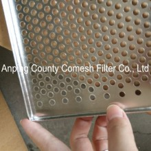 Stainless steel Perforated Wire Mesh Metal Tray