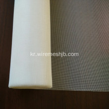 White Color Fiberglass Wire Mesh