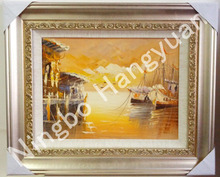 Europe Style Oil Painting Decorative Picture/Picture Frame/Photo Frame