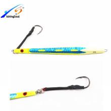 MJL064 señuelo de la plantilla de pesca señuelo de la plantilla de metal cola 300g