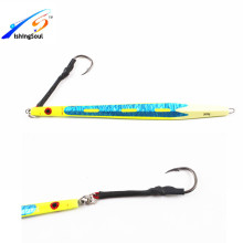 MJL064 Fishing jig lure metal jig lure diamond tail 300g