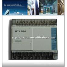 Mitsubishi elevador plc fx2n 48mr, mitsubishi elevador inversor, elevador controlador