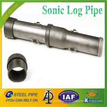 Novo tubo sonoro robusto e de conveniência