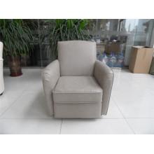 Sofá elétrico reclinável EUA L & P sofá do mecanismo para baixo do sofá (C460 #)