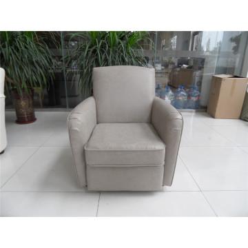 Sofá reclinable eléctrico USA L & P Mechanism Sofa Down Sofa (C460 #)