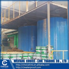 construction material two component polyurethane waterproofing coating