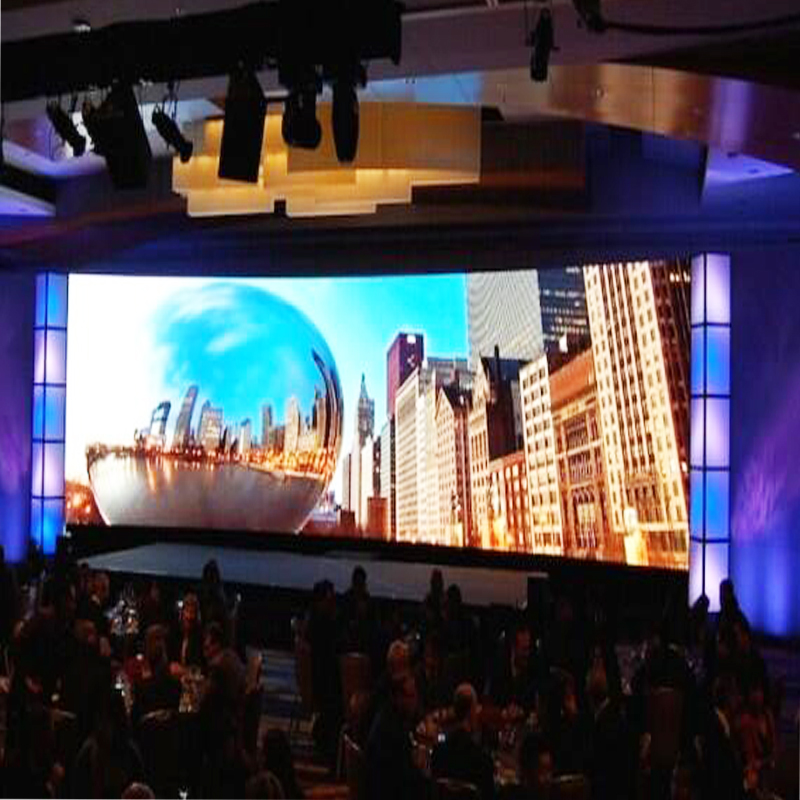 the Indoor Rental Led Screen