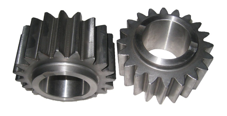 Shaving ZF Transmission Reverse Gear