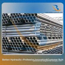 Varilla de pistón de cilindro hidráulico de acero hueco de 20 mm