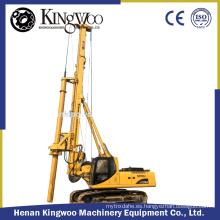 Máquina rotativa de la construcción de la plataforma de perforación de la pila de la prensa hidráulica