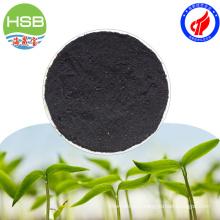 Fertilisation biologique / Conditionneur de sols pour sols salins et alcalins