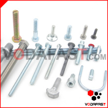 Fastener / Hex Bolt Flange Bolt Carriage Bolt U Bolt Foundation Bolt Anchor Bolt
