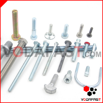 Fastener / Hex Bolt Flange Bolt Carriage Bolt U Bolt