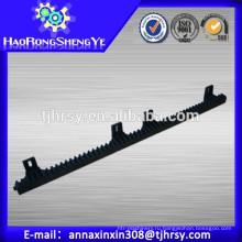 Раздвижные ворота нейлон покрытая стальная зубчатая рейка 1м