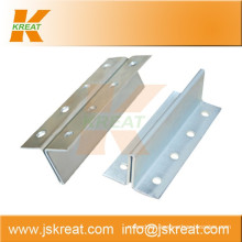 Elevator Parts|Guiding System|Elevator Hollow Guide Rail Fishplate|joint plate
