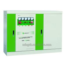 Customed SBW-350k Três fases de série Compensado Power AC Voltage Regulator / Stabilizer