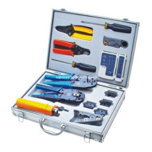 Network Tool Kit Set of Crimper Punch Tool Stripper