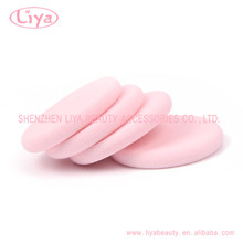 Ecofriendly Round Non Latex Makeup Sponge Made in China