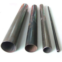 10mm to 89mm cold rolled black steel pipe black annealed mild carbon furniture structure welded steel tube