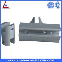 6063 Extrusão de peças de usinagem de alumínio por CNC