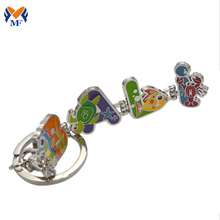 Custom brass keychain holder for girlfriend