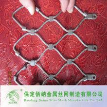 Malla de la malla del cable del acero inoxidable hecha en China