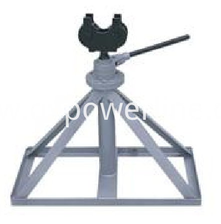 Flat board Wire Pay-off Stand