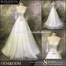 2016 Guangzhou Lieferant Hochzeitskleid Fabrik in Guangzhou