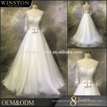 2016 Guangzhou Supplier wedding dress factory in guangzhou