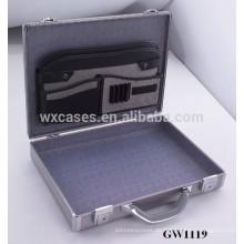 starke & tragbares Aluminiumgehäuse Attache aus China Hersteller hochwertiger