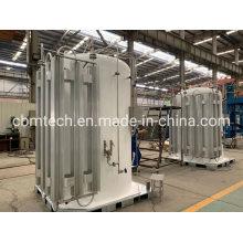 Cbmtech 1000L- 5000L Cryogenic Micro Bulk Tanks