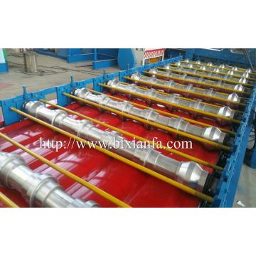 Double Glazing Corrugated Metal Board Machinery For Sale