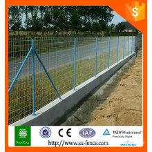 PVC moulé en paroi moulé en acier moulé / clôture euro / filet métallique