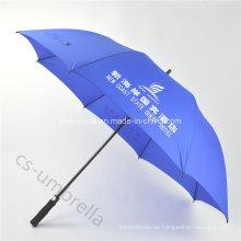 Printed Logo 29,5 Zoll Promotion und Werbung Regenschirm (YSS0126)