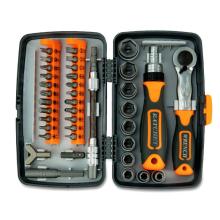 Chrome vanadium material light steel screwdriver set
