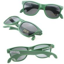 Spersonalizowane niestandardowe okulary przeciwsłoneczne do otwierania butelek