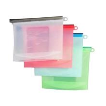 bolsa de cocina de cocina de contenedor de almacenamiento de alimentos de silicona