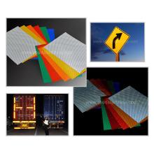 Клей отражающей бумаги с высокой интенсивностью класс