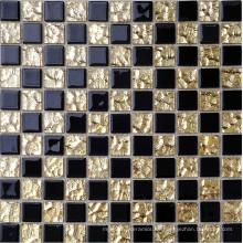 Mosaico de pared de vidrio de azulejos (HGM230)