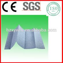 Rouleau de lingettes industrielles de polyester de cellulose non pelucheux de Spunlace