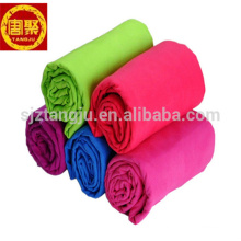 Personalized soft quick dry microfiber suede gym yoga towels Personalized soft quick dry microfiber suede gym yoga towels