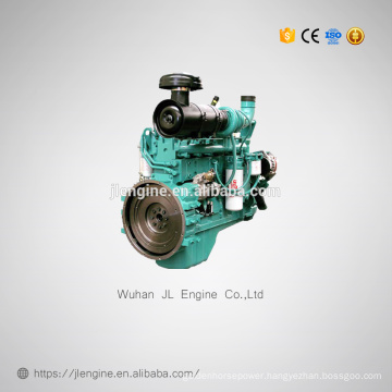 6BT 5.9L Diesel Marine Engine with rated power 100kw