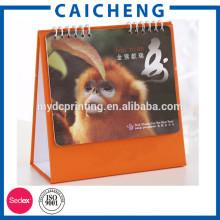 Servicio de impresión 2016 Aduana Calendar Calendar Printing